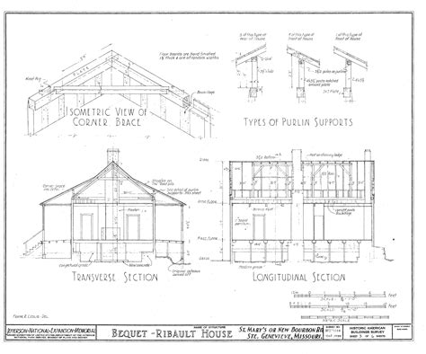 Roof Deck Plan Foundation File Drawings Of Cross Sections Showing Details Of