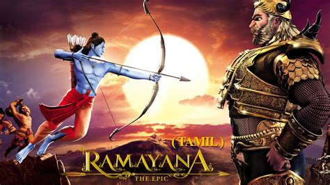 film seri ramayana ramayana will back again with a big screen in three languages
