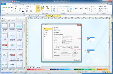 uml program free edraw uml diagram software