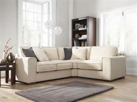 small sectional sofa in brown fabric s3net sectional sofas