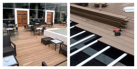 pavimenti galleggianti per esterno pavimenti sopraelevati per esterni un architetto in cucina