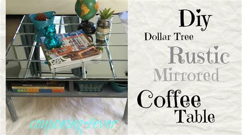 dollar tree desk l diy mirrored coffee diydry co