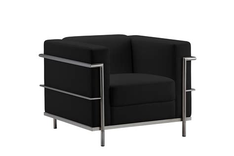 Leather Lounge Chair Design Ideas Best Black Leather Lounge Chair Furniture Design Ideas