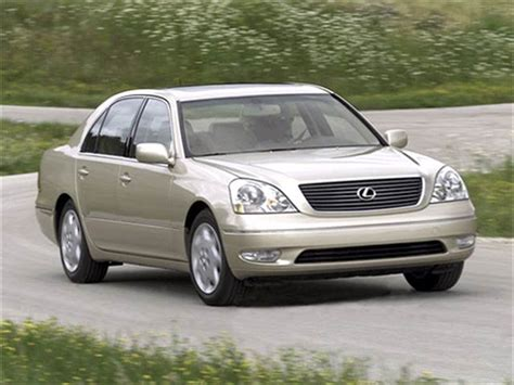 blue book value for used cars 2001 lexus ls transmission control top consumer rated sedans of 2001 kelley blue book