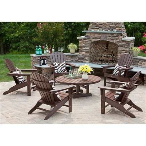 patio furniture recycled plastic trex outdoor furniture recycled plastic cape cod 48