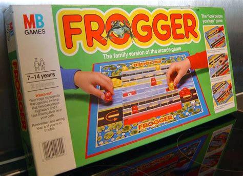 pacman gioco da tavolo giochi sul nostro tavolo vetust frogger