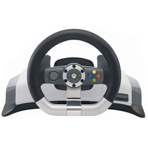 volanti xbox 360 microsoft xbox 360 wireless racing wheel accessoires