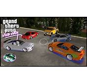 Grand Theft Auto Vice City  Fast &amp Furious Car YouTube
