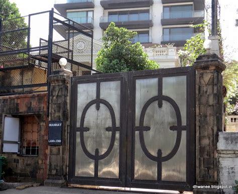images of shahrukh khan bungalow dhwanee mumbai diary mannat shahrukh khan s bungalow