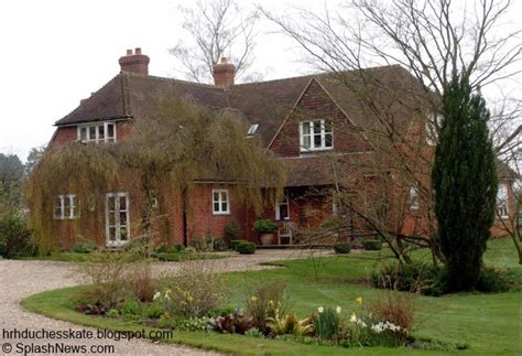 bucklebury berkshire duchess kate kate loves there s no place like home