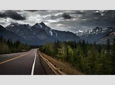 Road trip on a stormy day, Canada Wallpaper - Nature HD ... Htc 10 Phone Cover