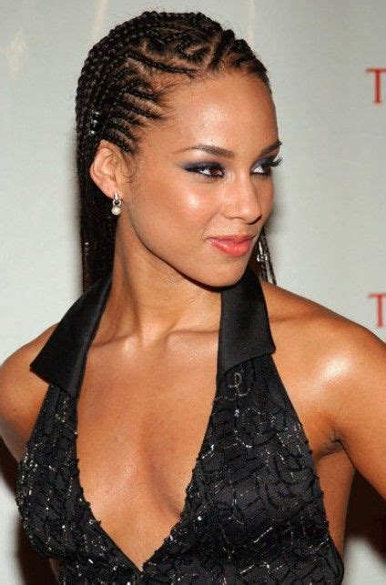 cornrow hairstyles for round face shapes hairstyle tips for women with cornrows for women