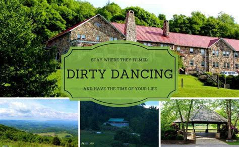 where was dirty dancing filmed stay at the resort where dirty dancing was filmed and