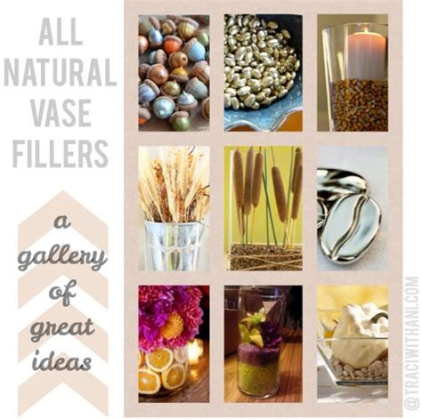 Ideas For Vase Fillers by All Vase Fillers A Gallery Of Clickable Ideas Centerpieces Mantles Decor