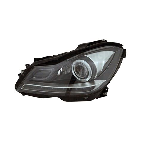 mercedes c class headlights replace 174 mercedes c class 2015 replacement headlight