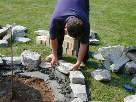 diy pit ideas i put a on my patio how to build with cool garden ideas how to set stones for a pit how tos diy
