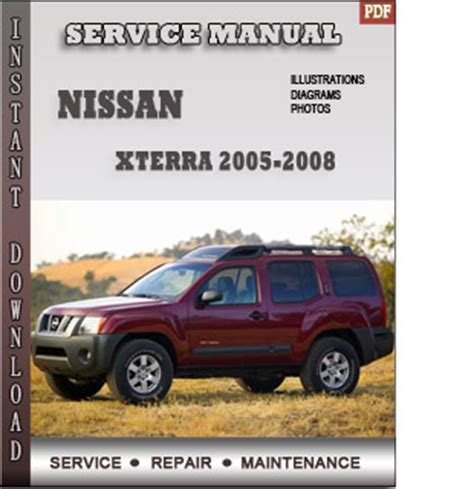 automotive repair manual 2006 nissan murano electronic valve timing service manual free online auto service manuals 2005 nissan xterra electronic valve timing