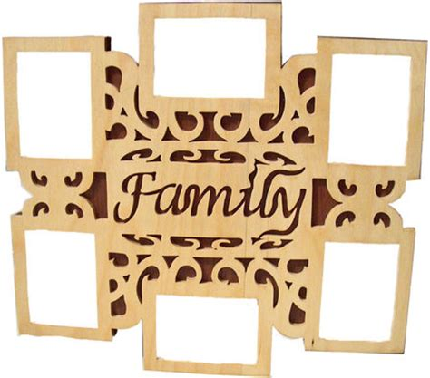 photo frames for family pictures quot family quot picture frames by pyncy lumberjocks