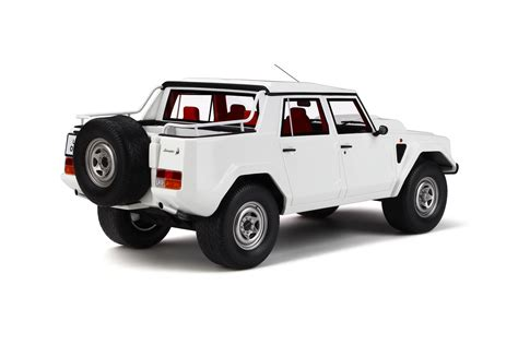 Lamborghini Lm 02 lamborghini lm002 model car collection gt spirit