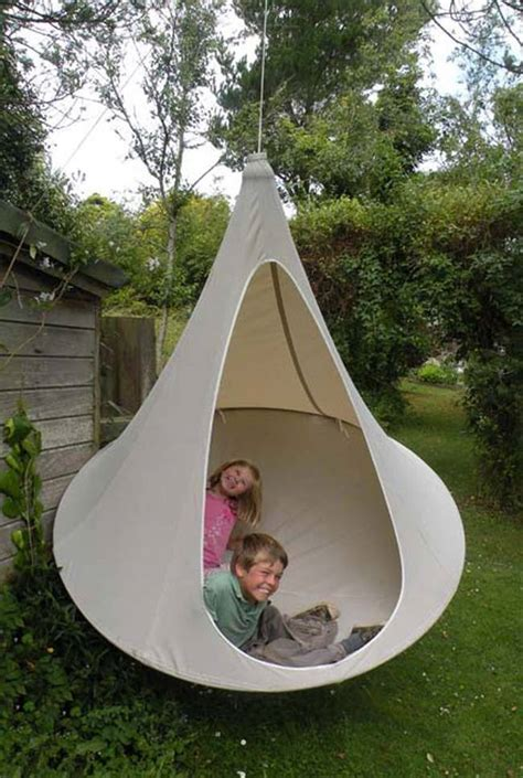 cocoon swing tent cozy cacoon is part hammock part tree tent all fun