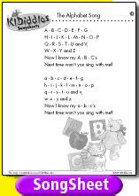day lyrics abc alphabet song song and lyrics from kididdles