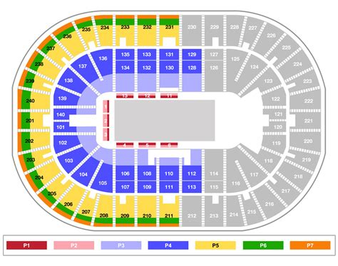 bank arena seating chart u s bank arena disney on presents frozen