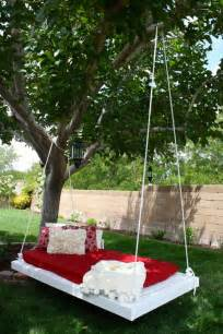 Backyard Swing Chair 25 Anregende Ideen F 252 R Schaukel Selber Bauen