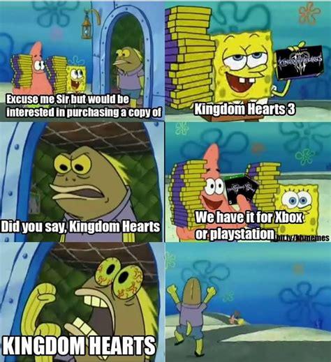 Kingdom Hearts Memes - 213 best kingdom hearts memes images on pinterest kindom