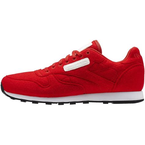 reebok classic cl leather clean vf shoes sports shoes
