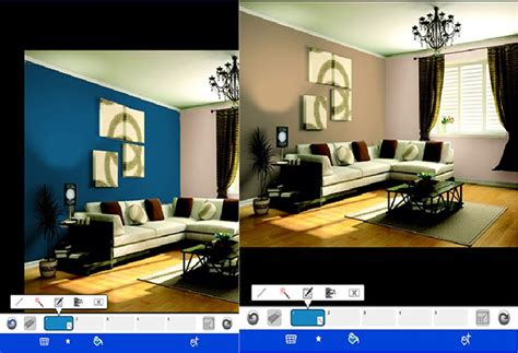color your walls with nippon app modern living