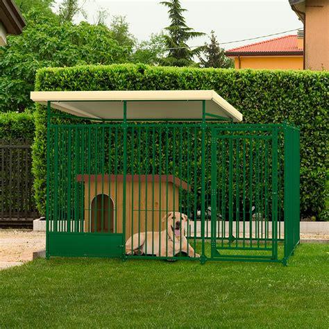 rete da giardino per cani recinto rete modulare gabbia metallica per cani da esterno
