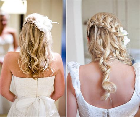 inspiring bridal hairstyle for thin hairs hairzstyle
