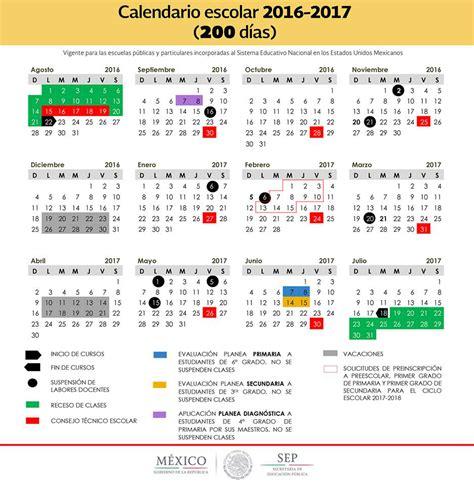 calendario escolar portal de educacin de la junta de calendario escolar flexible secretar 237 a de educaci 243 n
