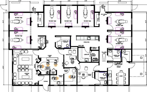 dental floor plans best floor plan dental clinic pictures flooring area