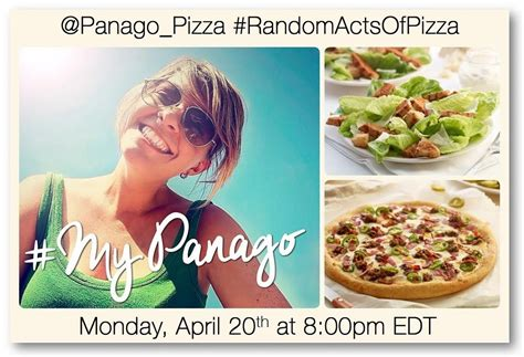 Panago Gift Card - it s time for randomactsofpizza listen to lena
