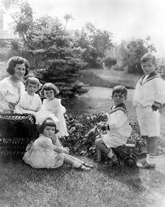 f kennedy children rose kennedy and her children 1923 john f kennedy presidential library museum