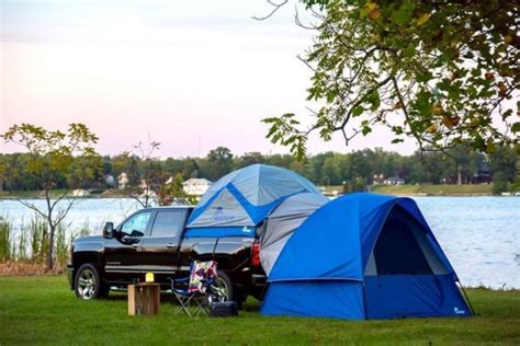 truck bed cing pvc truck bed tent best tent 2017