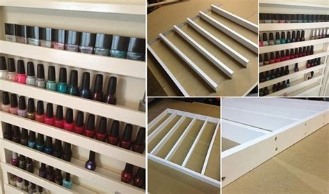 Build Your Own Nail Rack by Make Your Own Nail Rack Gorilla Glue
