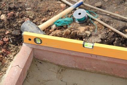 Borde Setzen Beton by Beton F 252 R Terrasse Und 3 Tipps 187 Www Selber Bauen De