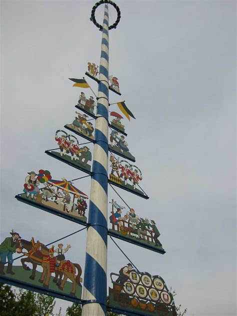 A Maibaum Of Your Own by Munich Germany Pictures And Travel Information