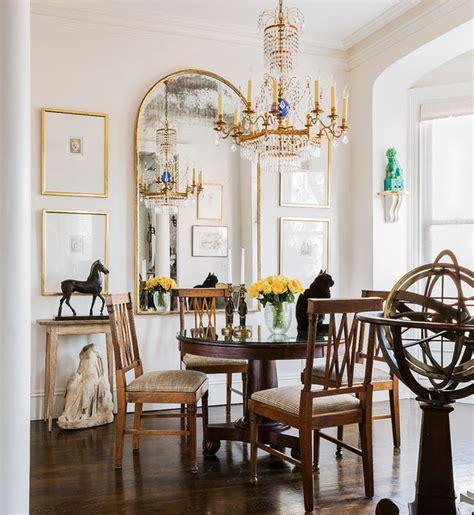 stunning dining room designs  mirrors