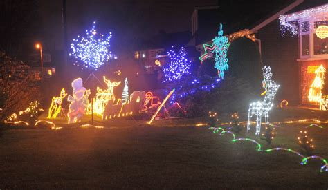 In Lights by In Stockport Lights Tree Events 2015