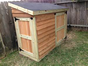 white lawnmower shed diy projects