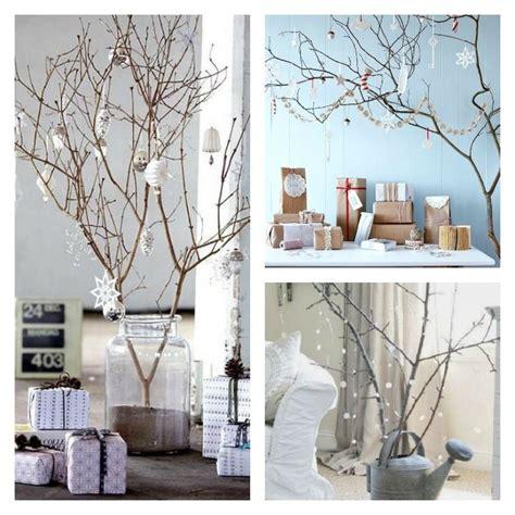 decorar ramas secas para navidad de arbol 11 193 rboles de navidad con ramas secas ideas navide 241 as