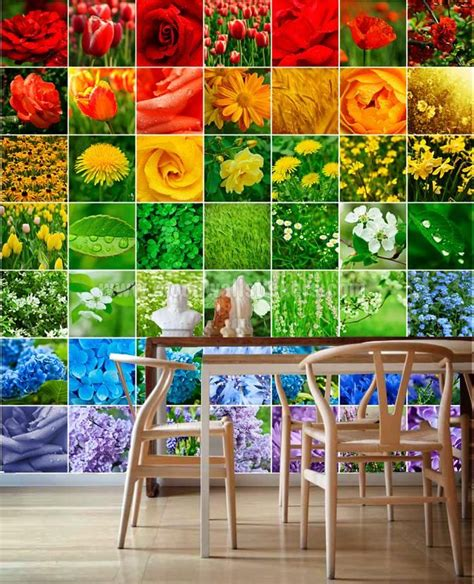 Stickers For Walls stickers for tiles color nature bathroom tiling wall