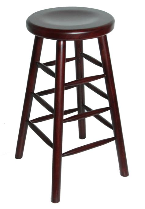 30 Wood Bar Stools by Backless Wood Restaurant 30 Quot Bar Stool Barstools Chairs