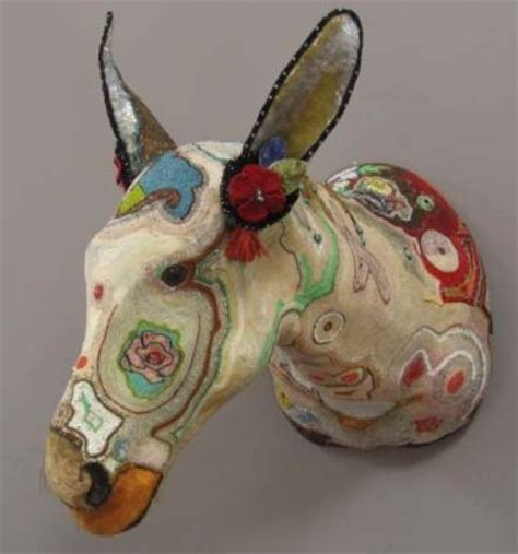 Paper Mache Animals - paper crafts on paper mache papier mache and