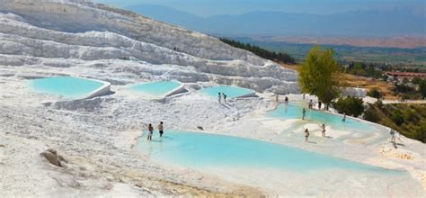 pamukkale thermal pools classic turkey package march 2018 easter holidays atom travel