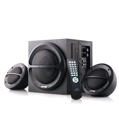 buy f d a111f 2 1 multimedia home theatre speaker system