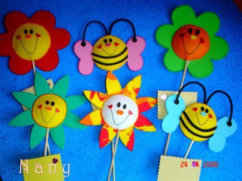 imagenes flores de goma eva flores de goma eva con caritas imagui